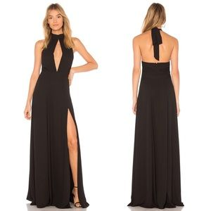 Yumi Kim Starlet Maxi Dress Black Size XS